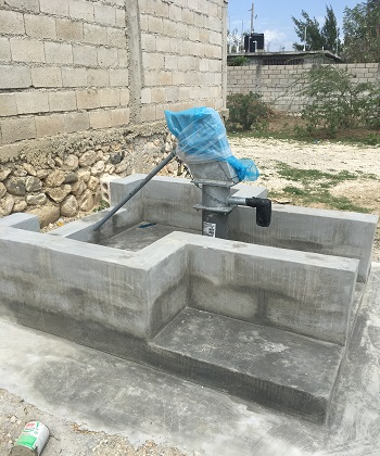 Drill a Village Well